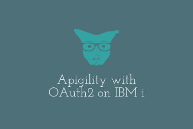 Apigility with OAuth2 on IBM i