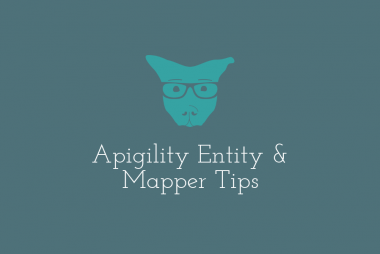 Apigility Entity & Mapper Tips