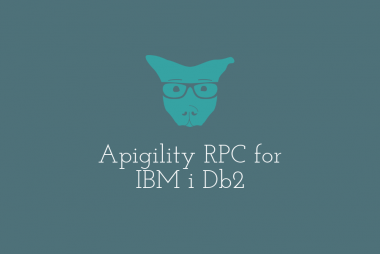 Apigility RPC for IBM i Db2