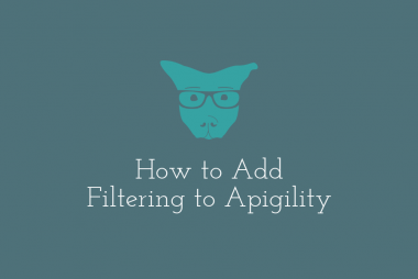 How to Add Filtering to Apigility
