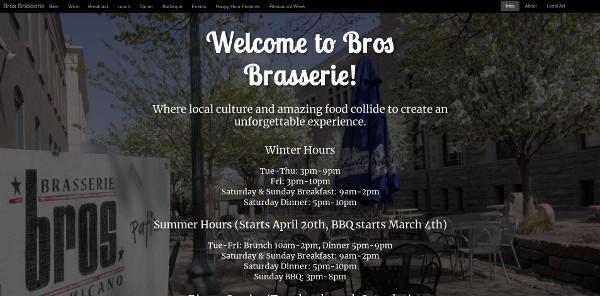 Bros Brasserie