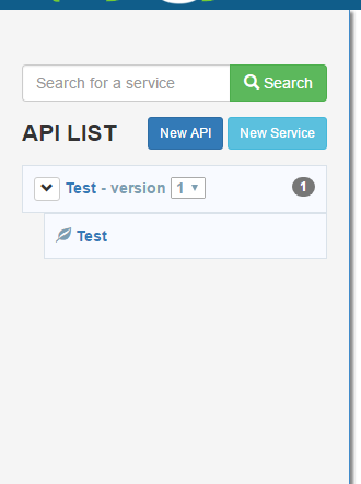 Test API Example